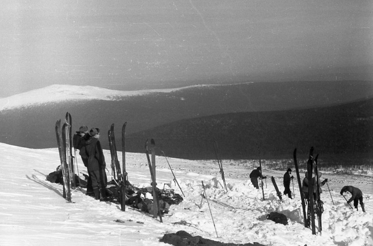 Dyatlov Pass: Search 1959