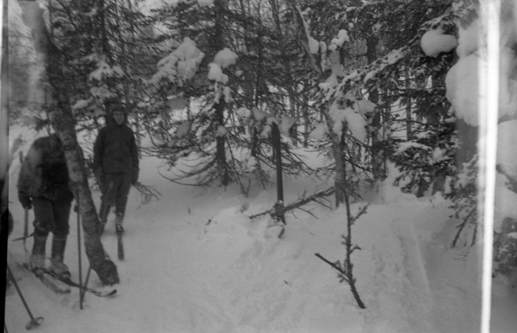 Dyatlov Pass: The storage found by Slobtsov and Kurikov on Mar 2, 1959