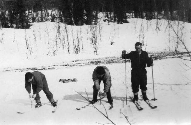 Dyatlov Pass: The search