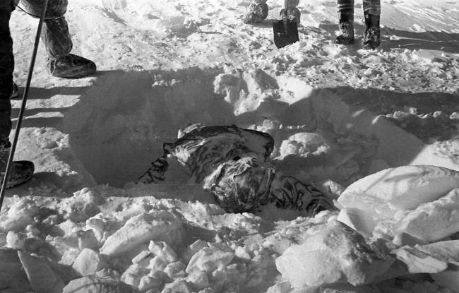 Dyatlov Pass: The den