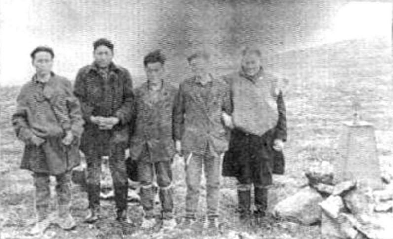 Dyatlov Pass: Rescuers, Kurikov and the temporary monument