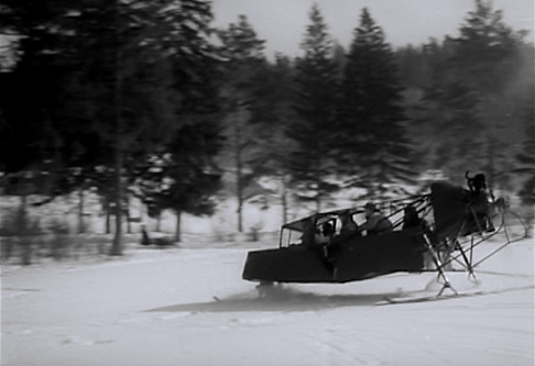 Frame from the movie Cruelty