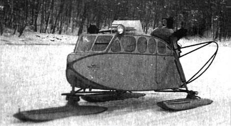 Snowmobiles OSGA (NKL-6)