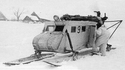 Snowmobiles NKL-16