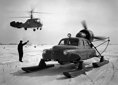 Snowmobiles Sever-2
