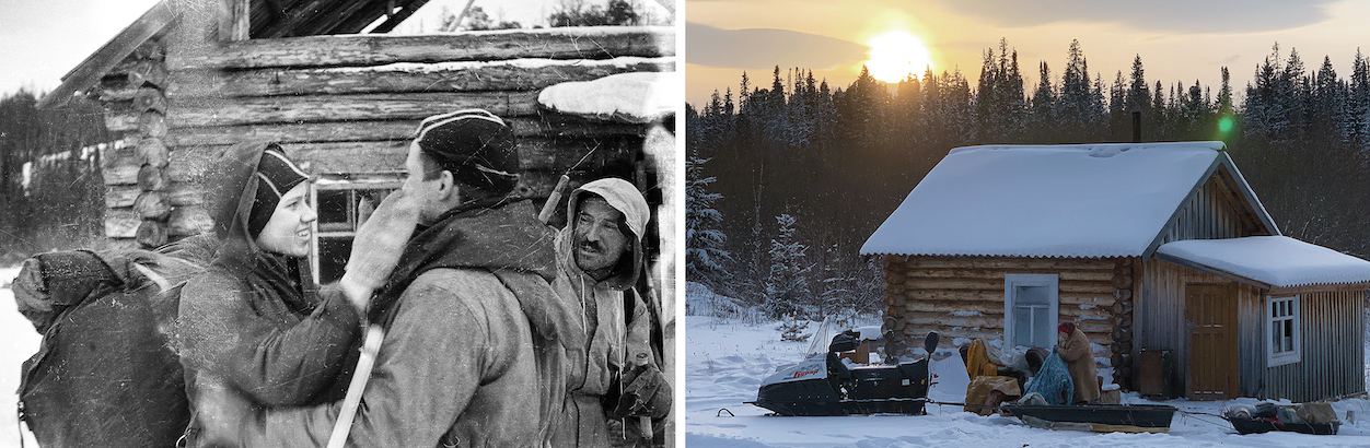 Dyatlov Pass: 2nd Northern mining settlement in 1959 and 2019