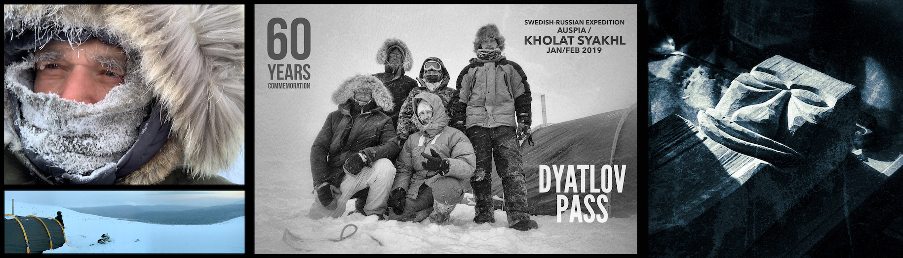 Dyatlov Pass: Swedish Russian expedition 2019