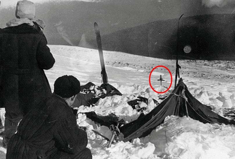 Dyatlov Pass: Avalanche theory
