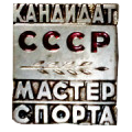 Dyatlov Pass: Candidate Master of Sports badge