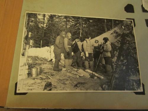 Dyatlov Pass: archive Potyazhenko