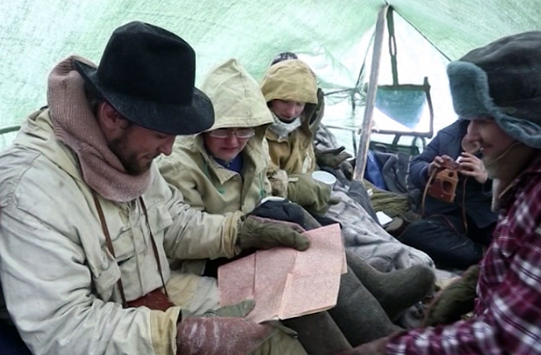 Dyatlov Pass: Winter expedition 2013