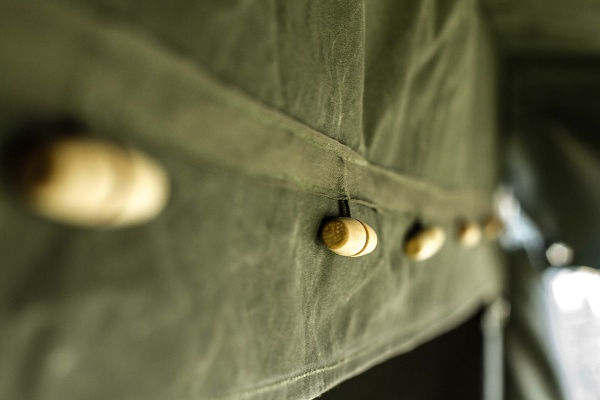 Dyatlov Pass: Tent wooden toggles