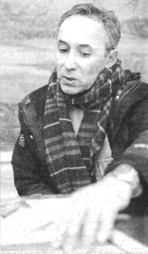 Hamar-Daban tragedy - Vladimir Zharov