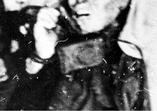 Dyatlov Pass: Zolotaryov's camera close up