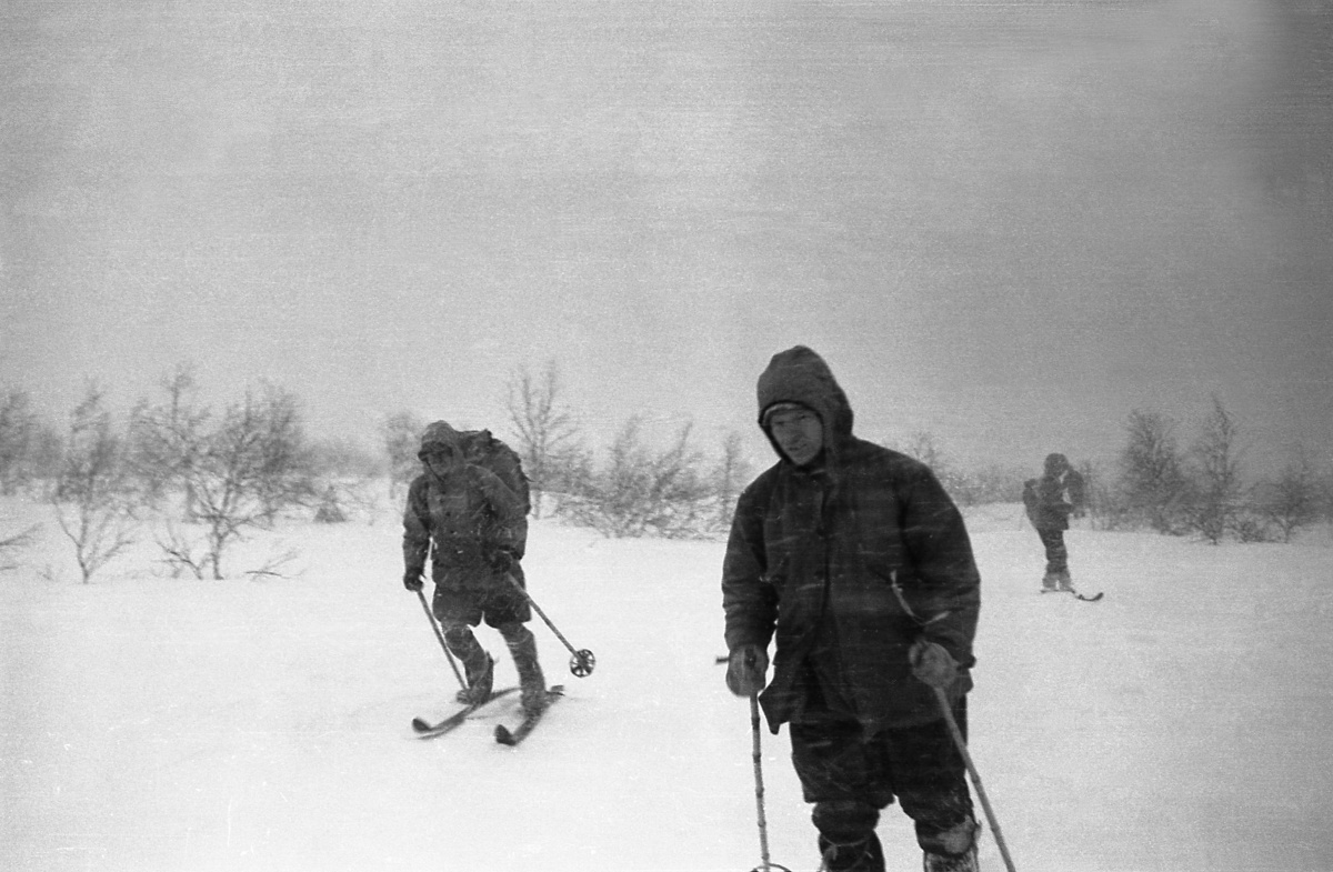 Dyatlov Pass: 31 January 1959, Death is not far behind...
