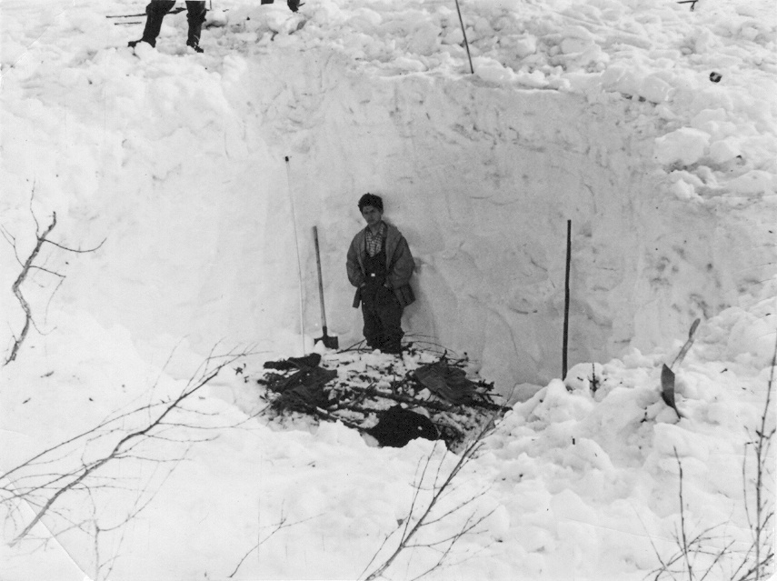 Dyatlov Pass The Den