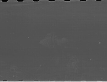 Presumably Nevolin is next to the radio. Frames from the negative.