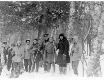 Searches in the area of the cedar. ?-?-Askinadzi-Suvorov-Georgiy Kurikov-Ortyukov-Stepan Kurikov-Moiseev-Fedorov