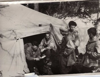 In the camp Nevolin-Fedorov-Askinadzi-Suvorov-Mohov