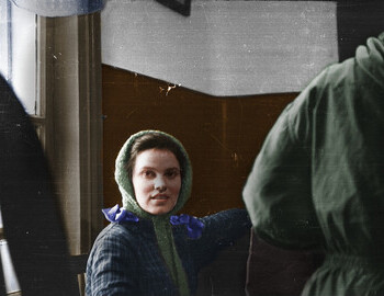 Colorized by Mikko Kolkkanen