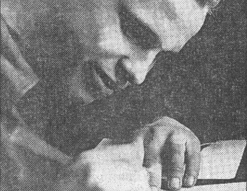 24 Jan 1959 Yuri Yudin writing in Dyatlov group's diary in Serov