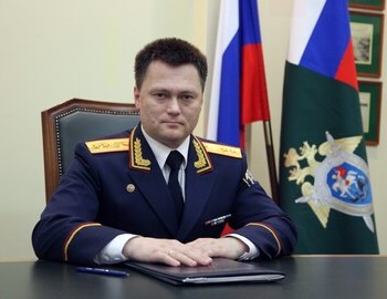 Igor Victorovich Krasnov - Prosecutor General of Russia since January 22, 2020
