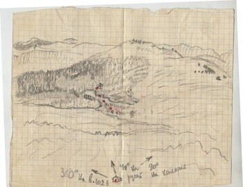 78 Maslennikov - Maps of hikers campsites