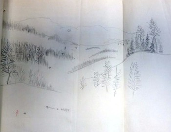 80.3 - Maps of hikers campsites