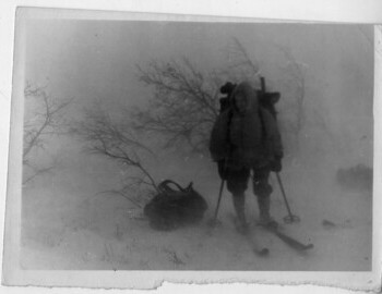 Slobodin. Possibly the photo was taken at the pass on Jan 31. The image maybe mirrored during print. (read more on the gallery page)